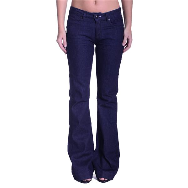 Sz 26 NWT Juicy Couture Jeans High Rise Flare Kingswell Denim Trousers Pants 4707759b5
