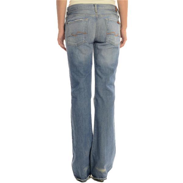 Bronceado foro Silicio  Size 27 x 32 AUTHENTIC 7 for all Mankind Milan Flare RIGID Jeans Vintage  U076N198u . Cash in the Closet