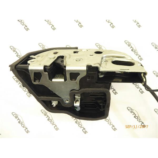 09-15 BMW 750Li 760i 740Li Door Lock Actuator Rear Right OEM 51227185688