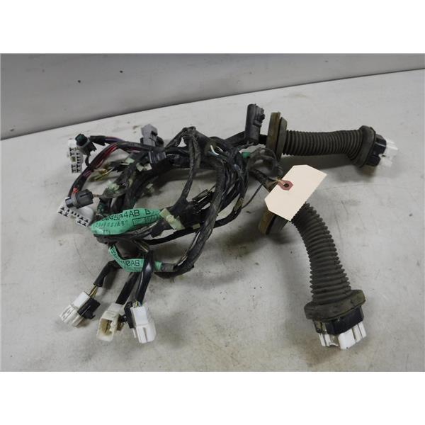 1998 - 2002 dodge ram 2500 single cab slt power door wiring harness (2)