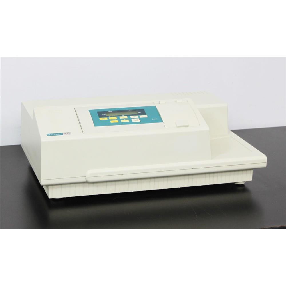 Molecular Devices SpectraMax Plus 384 Microplate Reader Spectrophotometer