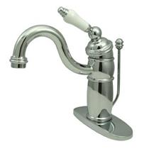 Kingston Bathroom Sink Faucet Polished Chrome KB1401PL
