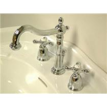 Kingston Bathroom Sink Faucet Polished Chrome KB1971AX