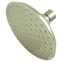 "Kingston Brass Model# K135A8 5-1/2"" Large Shower Head - Satin Nickel"