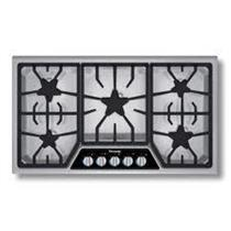 "THERMADOR  Masterpiece Deluxe Series 36"" 5 Star Burners Gas Cooktop SGSX365FS"