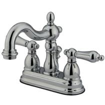 Kingston Bathroom Sink Faucet Polished Chrome KB1601AL