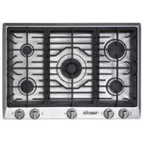 "Dacor Distinctive 30"" Gas Cooktop with 5 Sealed Burners Stainless DCT305SNG"