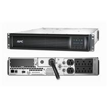 APC SMT1500RM2U Smart-UPS Power Backup, LCD 1500VA 1000W 120V Rackmount New Batt