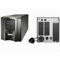 APC SMT750 Smart-UPS Power Battery Backup 750VA 500W 120V LCD New Batteries- REF