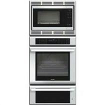 """Thermador Materpiece Serie 27"""" Triple Combination Stainless Wall Oven MEDMCW71JS"""