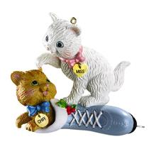Carlton Series Ornament 2010 Merry Mischief Makers #15 - Mis and Chiff! CXOR043X