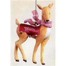 Hallmark Keepake Ornament 2006 Mom - Reindeer - #QXG2913