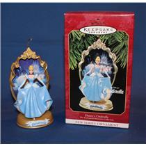 Hallmark Series Ornament 1997 Enchanted Memories #1 - Cinderella - #QXD4045