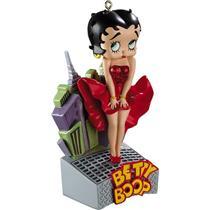 Carlton Magic Ornament 2010 Betty Boop - Boop-oop-a-doop - #CXOR102X