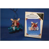 Hallmark Colorway Repaint Ornament 2004 Cool Decade #5 - Moose - #QX8134C