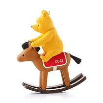 Hallmark Ornament 2013 Baby's First Christmas - Winnie the Pooh - #QXD6002