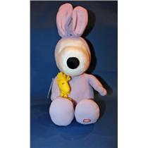 Hallmark 2009 Snoopy the Gigglin' Easter Beagle - Peanuts Techno Plush - ERG7046