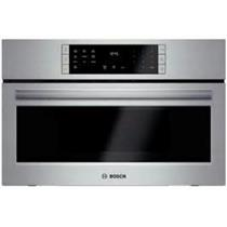 """Bosch HMC80251UC 30"""" AutoChef Cooking Cycles Speed Oven See Descriptive Images"""