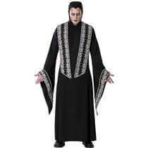 The Covenant: Holy Terror Gothic Adult Vampire Skull Priest Costume