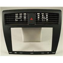 Suzuki XL-7 Radio Dash Trim Bezel with Vents Hazard Switch 2007-2009