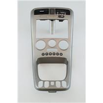 2006 Pontiac Torrent Radio Climate Dash Trim Bezel With Fog light switch & Vents