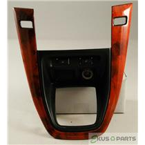 1999 Lexus RX300 Shift Floor Trim Bezel for use in an automatic