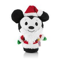 Hallmark 2013 Christmas Mickey Mouse - Santa Claus - Itty Bitty's Plush #KID3232