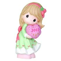 Precious Moments Figurine 2011 Love is the Best Gift of All - #111001