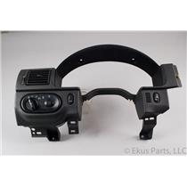 02-05 Ford Explorer Speedometer Cluster Dash Bezel w/ Pedal Adjust & Park Assist
