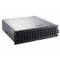 DELL PowerVault MD1000 SAS/SATA Enclosure + 15×300GB 15K SAS HDD + 2×SAS Modules