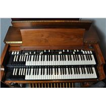 1974 HAMMOND B3 Vintage Organ Owned by John Novello Bill Beer mod #12482