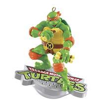 Carlton Magic Ornament 2014 Michelangelo - Teenage Mutant Ninja Turtles CXOR057F