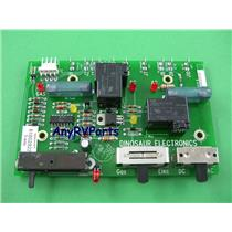Dinosaur Norcold 3 Way Refrigerator PC Board 61602822
