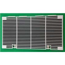 Dometic 3104928001 DuoTherm  AC Fan Return, Air Conditioner Grill w/ Air Filter  (Colonial White)