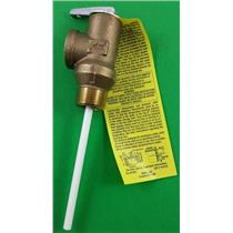 Suburban 161230 RV Water Heater 3/4 Relief Valve 161157 Lead Free
