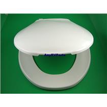 Thetford Toilet Seat and Lid 34144 White