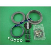 Thetford 28100 Aurora Toilet Upper Mechanism Seal Kit