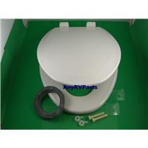 Thetford Aria Toilet Seat & Lid 33384 White