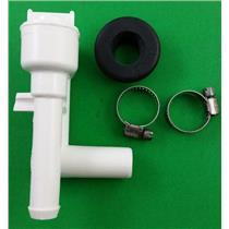 Sealand 316906 Dometic RV Marine Toilet Vacuum Breaker 385316906