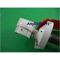 A&E Dometic 3309932014B 8500 Plus RV Awning Torsion Assembly Polar White Left
