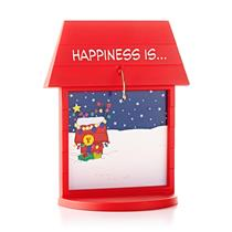 Hallmark 2013 Peanuts Monthly Happiness is Peanuts all Year Long Display QXG9862