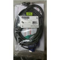 Avocent 15FT PS/2 KVM Cable/Dongle PS2IAC-15