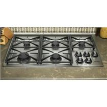 """Dacor Renaissance 36"""" 5 Burners Stainless Natural Gas Cooktop RGC365SNG (4)"""