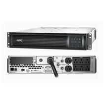 APC SMT2200RM2U Smart-UPS 2200VA 1980W 120V LCD Rackmount 2U Power Backup REF