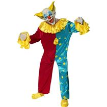 Stitches the Clown Adult Costume Size Medium