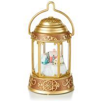 Hallmark Magic Ornament 2014 Santa's Magic Lantern - #QGO1196