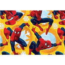 Spiderman Spider-Man Christmas Gift Wrapping Paper Roll - 40 Sq Ft - #W14-4105