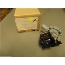 Amana Dishwasher R0213582 Drain Pump 120v  NEW IN BOX