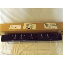 AMANA CALORIC STOVE 07710204 Panel, Manifold   NEW IN BOX