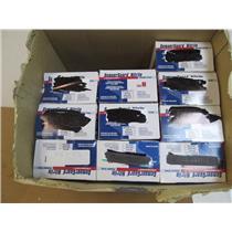 10  Boxes of SemperGuard INIPFT103 Purple Powder-Free Sz M Textured Gloves